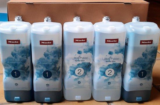 UltraPhase Refresh Elixir - Set 5 stuks