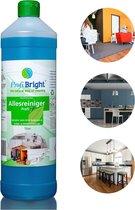 6 flessen - ProfiBright Consument - Allesreiniger Profi7 - Interieurreiniger - Concentraat - Fris van geur - Navul - Dierproefvrij - liter