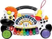 VTech Baby Zing & Speel Zebra Piano - Muziekinstrument