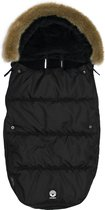 Dooky Voetenzak - Large - Black Furry