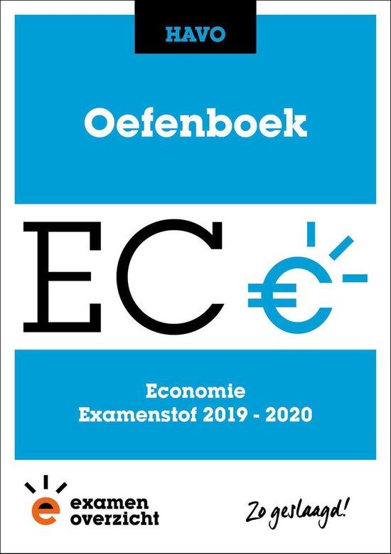 ExamenOverzicht - Oefenboek Economie HAVO - ExamenOverzicht  
