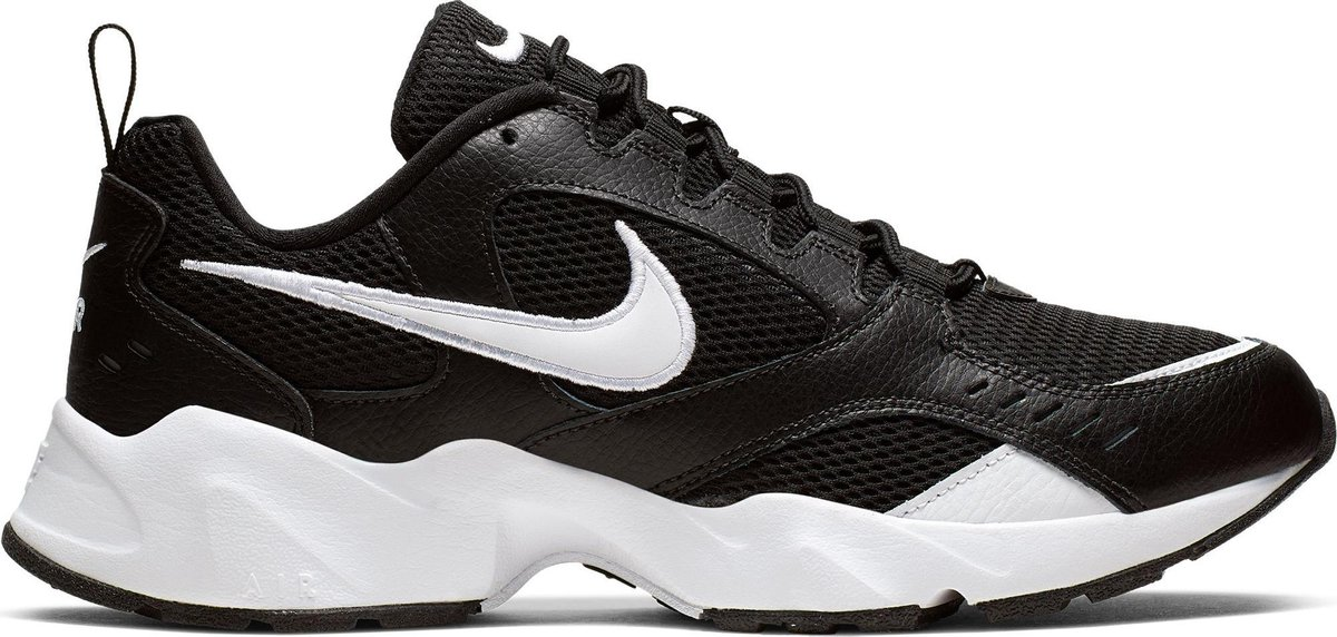 Nike Air Heights Heren Sneakers BlackWhite Maat 8.5