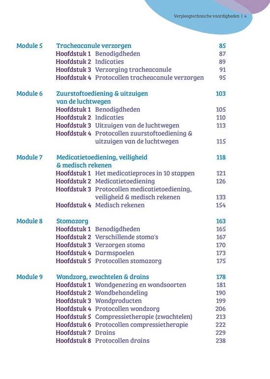 Lesboek verpleegtechnische vaardigheden