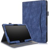 Lenovo Tab P10 hoes - Wallet Book Case - Blauw