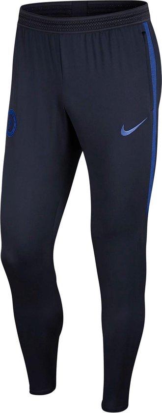 Nike Dri Fit Chelsea FC Strike Sportbroek Maat XL Mannen donker blauwblauw