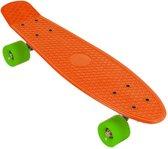 Tom Skateboard Retro 56 Cm Polypropyleen Oranje