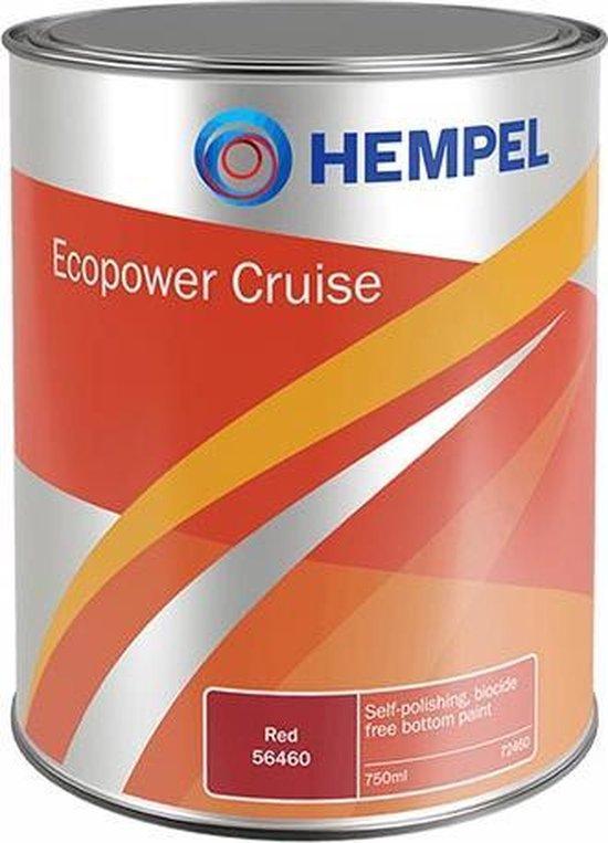 HEMPEL® Ecopower Cruise 72460 Black 19990 - Kopervrije Antifouling - Onderwaterverf - Milieuvriendelijk- Zelfpolijstende