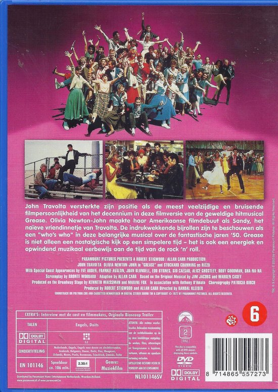 Grease - 40th Anniversary -