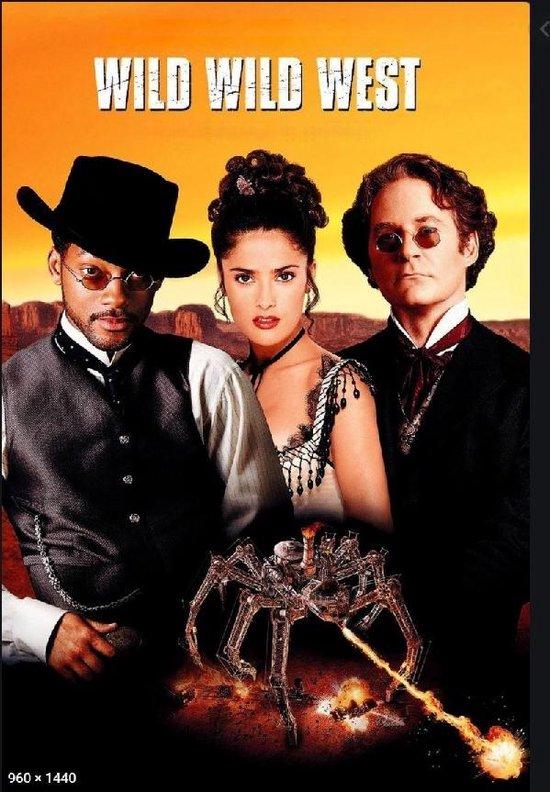 Cover van de film 'Wild Wild West'