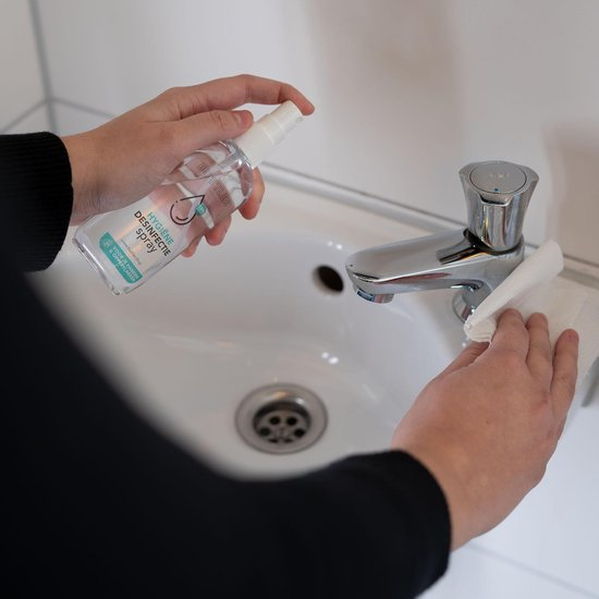 Buttler toilet accessoire – Dispenser – Houder – Handgel – Badkamer accessoire – Toiletbrilreiniger – Vochtig toiletpapier- WC papier