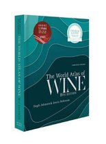 Boek cover World Atlas of Wine 8th Edition van Hugh Johnson (Hardcover)