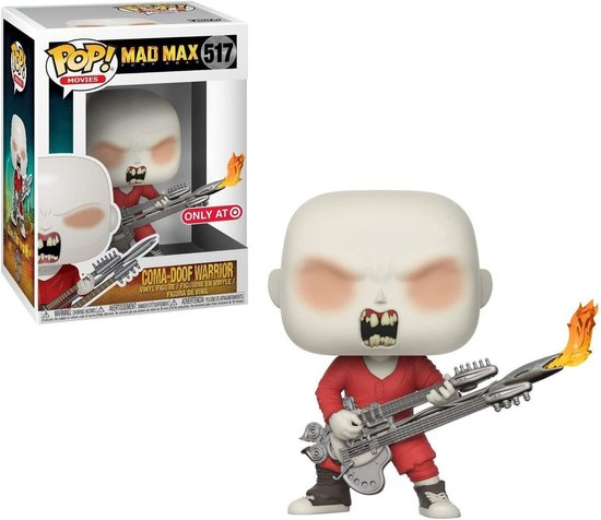 Coma-Doof Warrior - Mad Max Fury Road - Funko Pop Movies - Target Exclusive