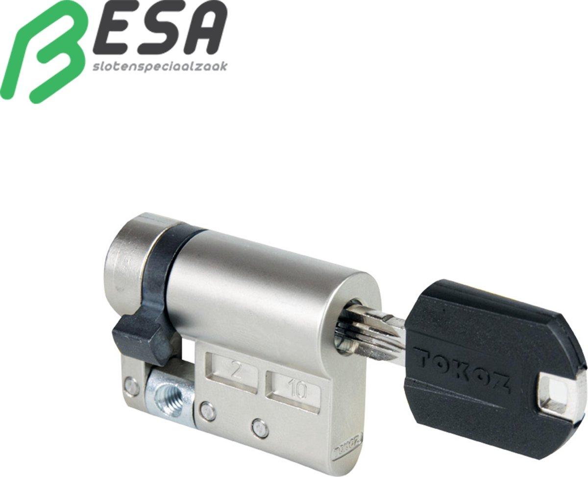 Tokoz PRO300 veiligheidscilinder 10/75 met Certificaat SKG***