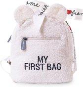 Childhome - My First Bag Kinderrugzak - Teddy Ecru - Limited Edition