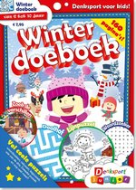 Denksport Junior Winter doeboek puzzelboek editie 3