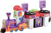 VTech Toet Toet Cory Carson - DJ Loco Locomotief - Speelgoed Trein - Interactieve Speelfigurenset - Multikleuren