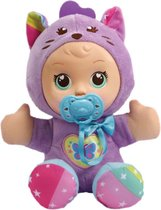 VTech Little Love Mijn Knuffelpop Kat - Educatief Babyspeelgoed