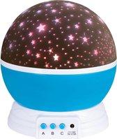 Nachtlamp Kinderen - Nachtlamp voor Kinderen Multicolor - Kinder Nachtlamp Sterrenhemel Effect - Sterrenhemel Lamp - Dromenland Nachtlamp