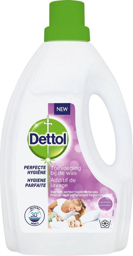 Dettol Was Toevoeging Hygiëne Lavendel – 1,5 L x2