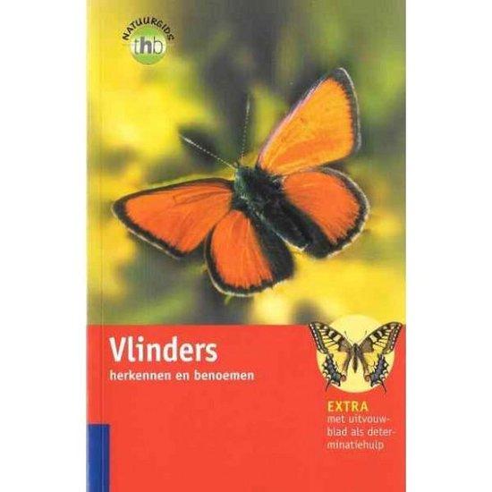 Boek cover Vlinders herkennen en benoemen van Heiko Bellmann (Paperback)