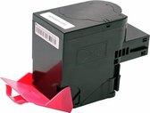Toner cartridge / Alternatief voor  Lexmark C530/ C543 rood