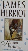 Boek cover Kattenverhalen van James Herriot (Hardcover)