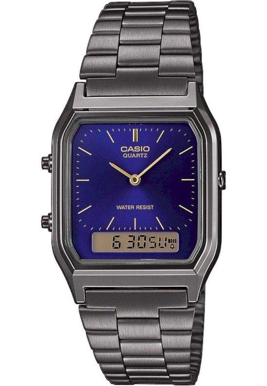 Casio Vintage Unisex Horloge AQ-230EGG-2AEF – 39 mm