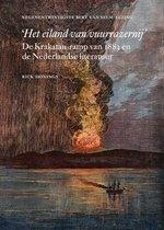 Bert van Selm-lezing  -   'Het eiland van vuurrazernij'