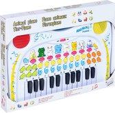 Keyboard Music Friends voor Kinderen - Dieren Piano