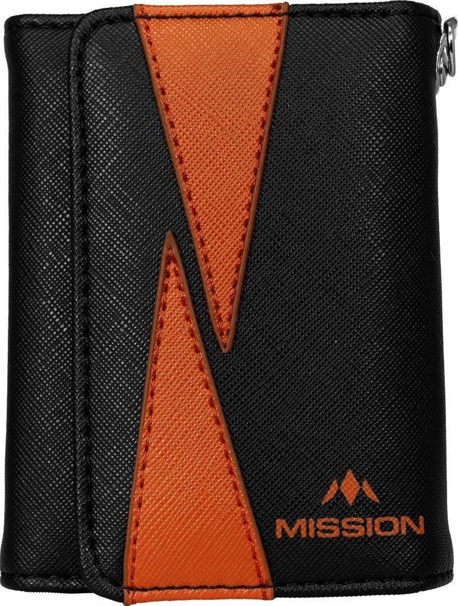 Mission Flint Darts Case Orange