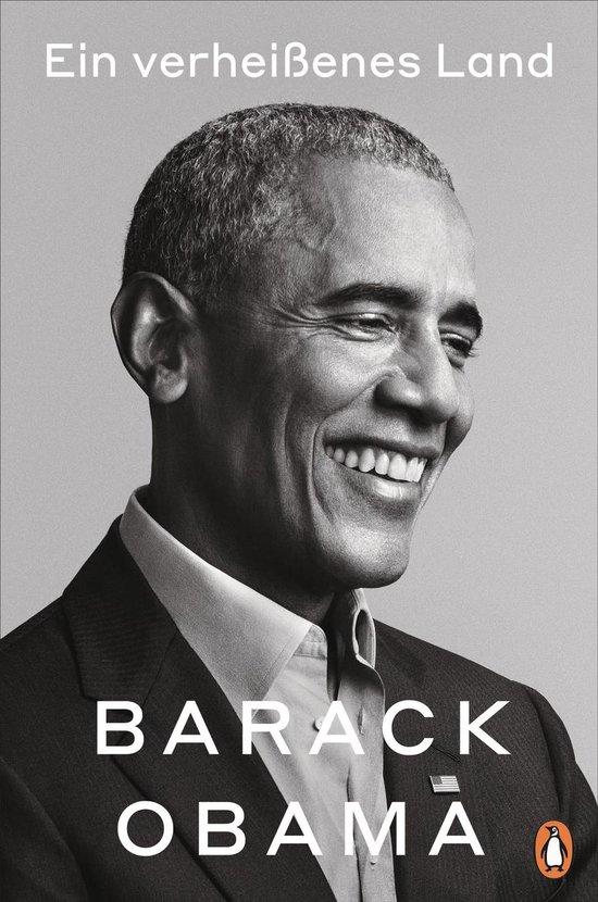 Boek cover Ein verheißenes Land van Barack Obama