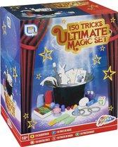 Goocheldoos Grafix - 150 trucs in deze magische set - Grote goochelhoed