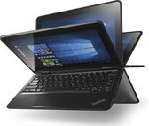 Lenovo Yoga 2-in-1 Hybride (Refurbished) - 11.6 inch HD - Core M5 - 4GB - 128GB SSD - Windows 10