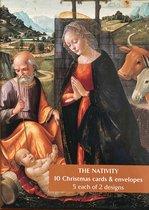Fitzwilliam Museum Notecard Kerst ~ Kaartenmapje The Nativity
