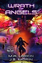 Omslag Wrath of Angels