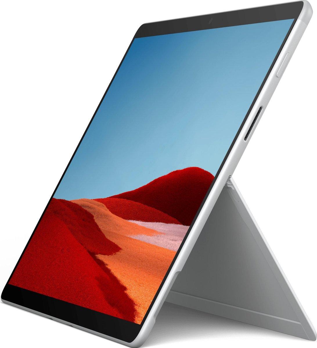 Microsoft Surface Pro X (2020) – 13 Inch – Microsoft SQ2 – 512 GB – Platinum