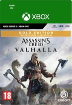 Assassin's Creed Valhalla Gold Edition - Xbox One/Xbox Series X/S Game
