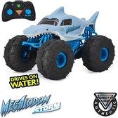 Monster Jam Megalodon Storm - Op afstand bestuurbare monstertruck - Schaal1:15