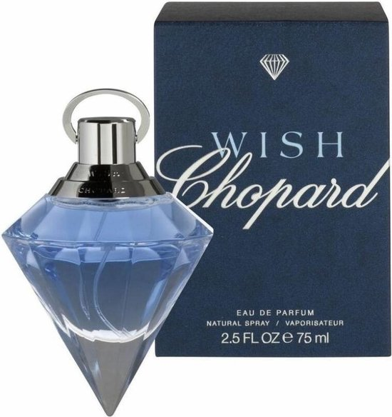 Chopard Wish 75 ml Eau de Parfum Damesparfum