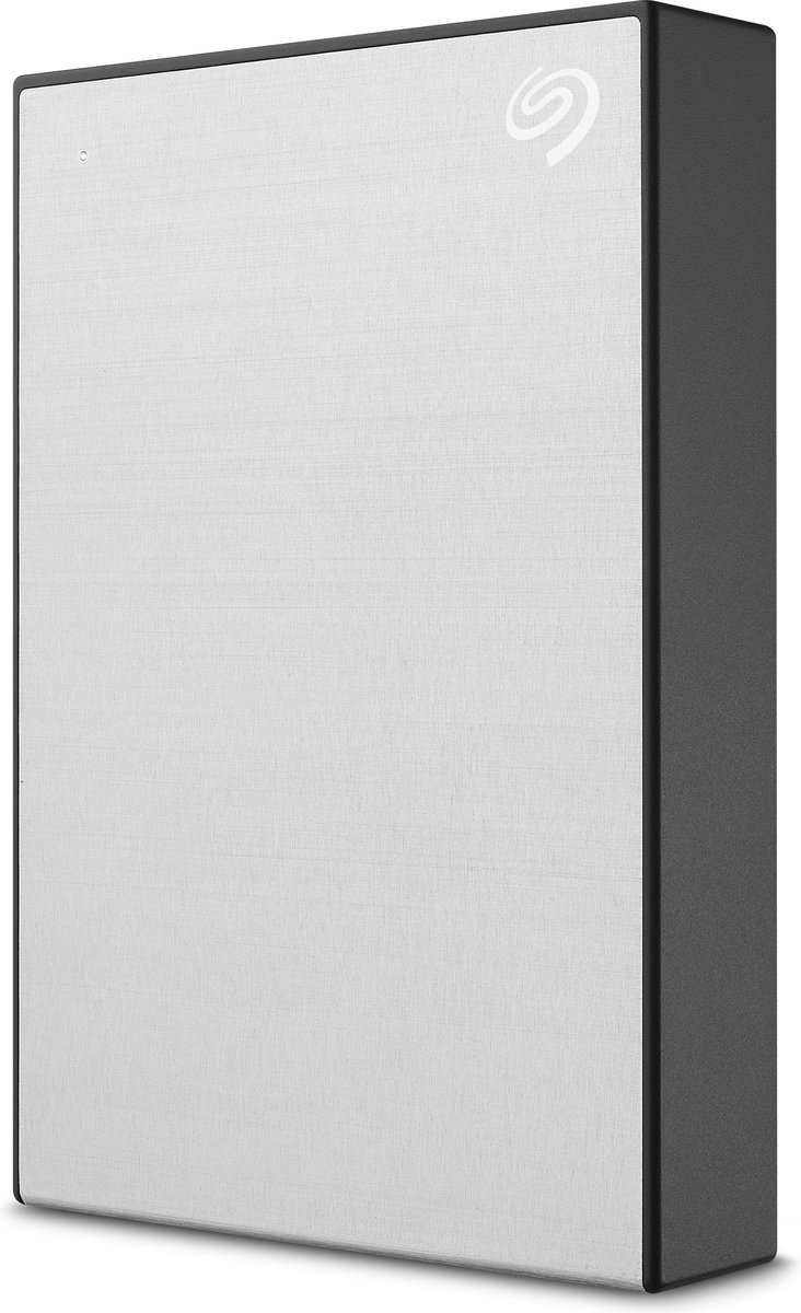 Seagate One Touch - Draagbare externe harde schijf - 4TB / Zilver kopen