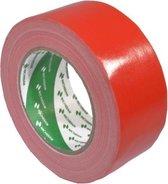 Nichiban 1200 Duct Tape 50mm/25m Rood - Originele Gaffa Tape Rood