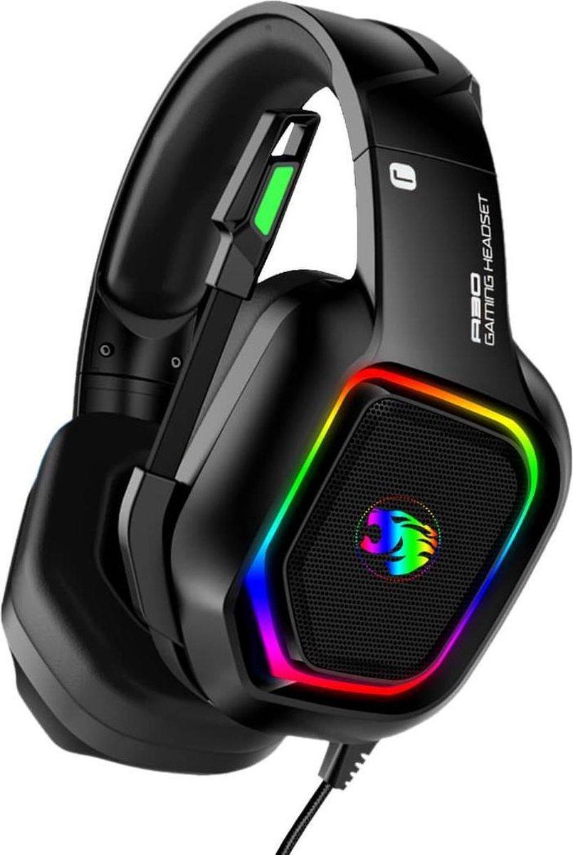 A30 Gaming Headset met Microfoon - Headset/Microfoon - Headset PS4 - Gaming headset Xbox One en PC -