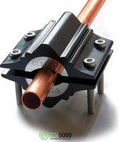 Waterontharder Magneet TX5000 Ultimate®   Waterontkalker voor Thuis   Waterleiding Montage   15.000 Gauss / 1.5 Tesla