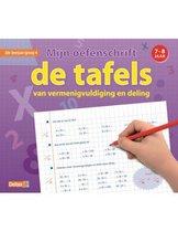 Deltas Mijn oefenschrift de tafels van vermenigvuldiging en deling (7-8 j.)