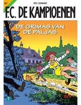 F.C. De Kampioenen 109 -   De grimas van de paljas