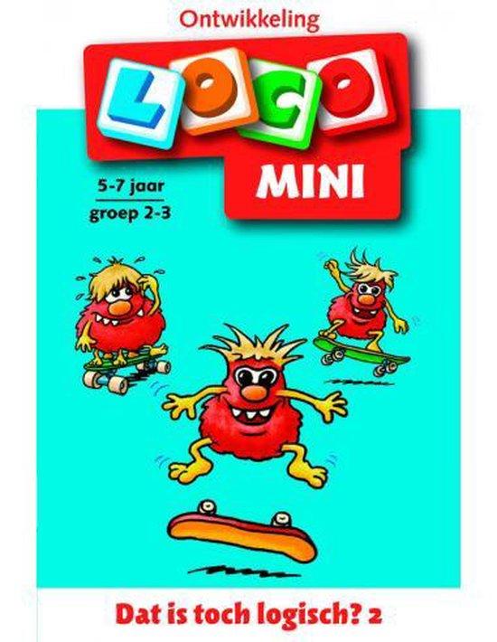 Boek cover Loco Mini  -  Dat is toch logisch 2 Ontwikkeling van Michael Junga (Paperback)