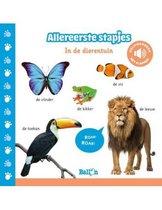 Geluidenboekjes - Allereerste stapjes  -   In de dierentuin