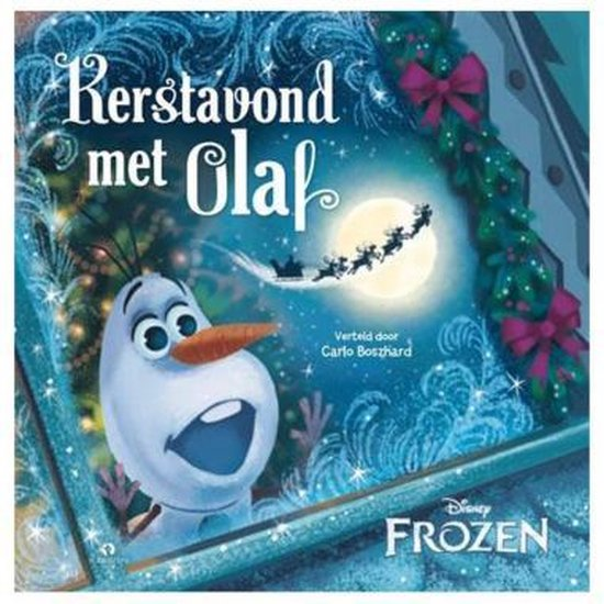 Disney  -   Kerstavond met Olaf