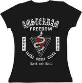 T-shirts ladies - Freedom