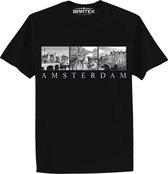 T-shirts adults - 3 luik a'dam